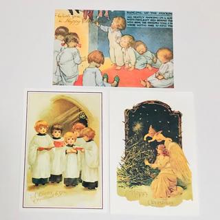 フェリシモ(FELISSIMO)のフェリシモ 天使 子ども ポストカード(その他)
