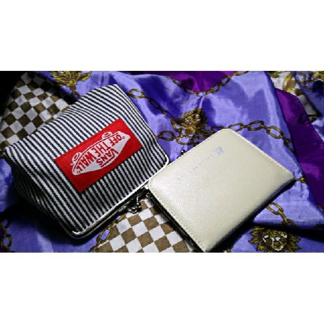 VANS(ヴァンズ)のVansの小物入れとbullet de savonの財布 レディースのファッション小物(財布)の商品写真