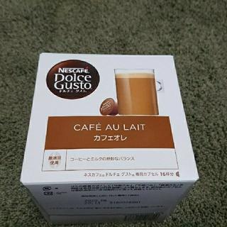 ネスレ(Nestle)のネスカフェ ドルチェグスト カフェオレ(5箱)(コーヒー)