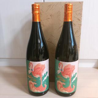 フラミンゴオレンジ 芋焼酎 1800ml 2本セット(焼酎)
