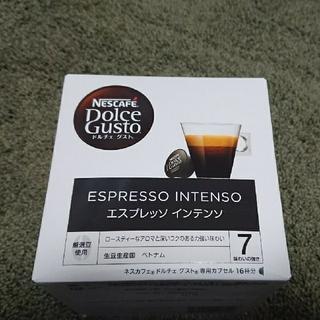 ネスレ(Nestle)のネスカフェ ドルチェグスト エスプレッソ インテンソ(5箱)(コーヒー)