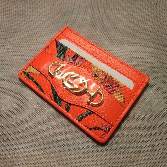 カルティエ時計評価スーパーコピー,Gucci-【新品未使用】GUCCIグッチカードケースショッキングオレンジフローラの通販
