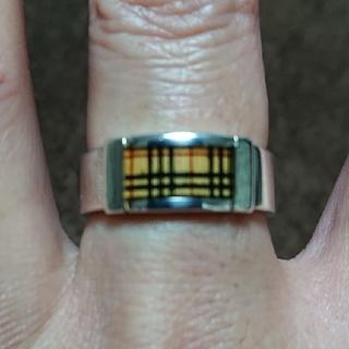 BURBERRY - バーバリー指輪