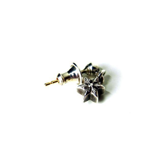 Chrome Hearts(クロムハーツ)のクロムハーツ■TNY STR DRP 1タイニー スター ドロップ ピアス メンズのアクセサリー(ピアス(片耳用))の商品写真