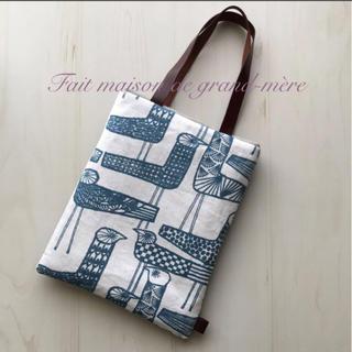mina perhonen - handmade  ミニトートバッグ