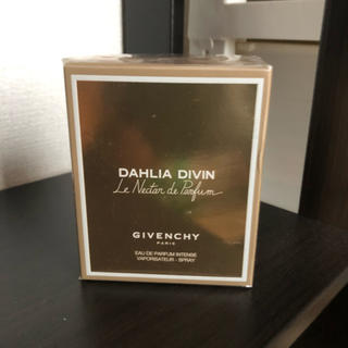 ジバンシィ(GIVENCHY)のdahlia divin(香水(女性用))