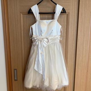 エメ(AIMER)のAIMER ウェディングドレス  結婚式 二次会ドレス(ウェディングドレス)