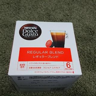 ネスレ(Nestle)のネスカフェドルチェグスト レギュラーブレンド(5箱)(コーヒー)