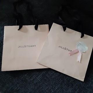 JILLSTUART - JILLSTUART 紙袋 2枚
