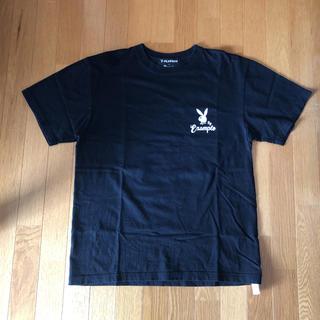 プレイボーイ(PLAYBOY)のexample×PLAYBOY XLサイズ(Tシャツ/カットソー(半袖/袖なし))