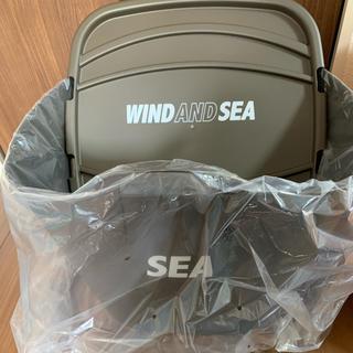 """シュプリーム(Supreme)のWDS × Stacksto Bucket""""BROWN WIND AND SEA(ケース/ボックス)"""