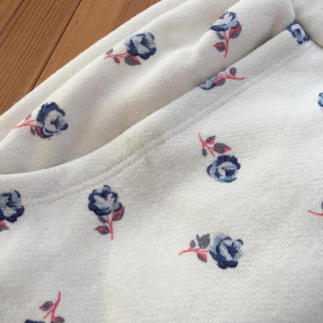 gelato pique(ジェラートピケ)の裏起毛 オールインワン ルームウェア  レディースのルームウェア/パジャマ(ルームウェア)の商品写真