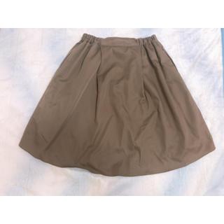 エージープラス(a.g.plus)のa.g.plus 膝丈スカート(ひざ丈スカート)