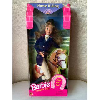 Barbie - 【レア物】乗馬バービー人形 1997年製