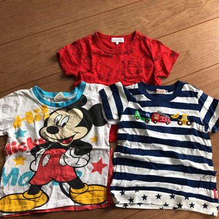 mikihouse - Tシャツ 3枚