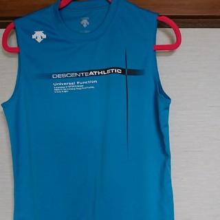 デサント(DESCENTE)のDESCENTE ノースリーブTシャツ(Tシャツ/カットソー(半袖/袖なし))