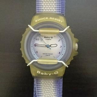 ベビージー(Baby-G)のCASIO Baby-G 腕時計 ※動作未確認/ジャンク品(腕時計)