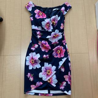 Andy - GLAMOROUSbyAndy 花柄ドレス