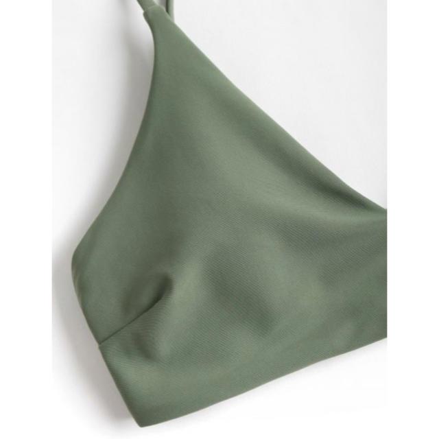 ALEXIA STAM(アリシアスタン)のインポート ビキニ  リーフ グリーン ピスタチオ レディースの水着/浴衣(水着)の商品写真