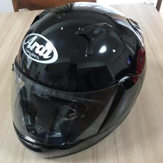 アライテント(ARAI TENT)のアライ フルフェイス ヘルメット ブラック XL(ヘルメット/シールド)