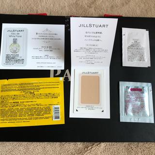 ジルスチュアート(JILLSTUART)の化粧品♡お試し♡ジルスチュアート(サンプル/トライアルキット)