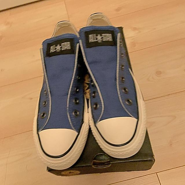 CONVERSE(コンバース)のお値下げ☆CONVERSE☆コンバースオールスタースリップⅢOX レディースの靴/シューズ(スニーカー)の商品写真