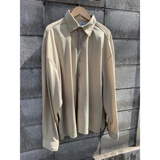 アートヴィンテージ(ART VINTAGE)の90s polyester shirt(シャツ)