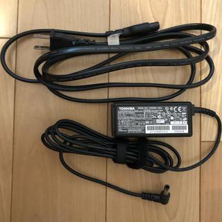 トウシバ(東芝)の東芝 パソコン アダプター(PC周辺機器)