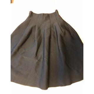 ルシェルブルー(LE CIEL BLEU)のルシェルブルー フレアスカート 36(ひざ丈スカート)