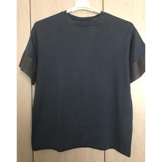 オープニングセレモニー(OPENING CEREMONY)のOPENINGCEREMONY  切り替えしTシャツ(Tシャツ/カットソー(半袖/袖なし))