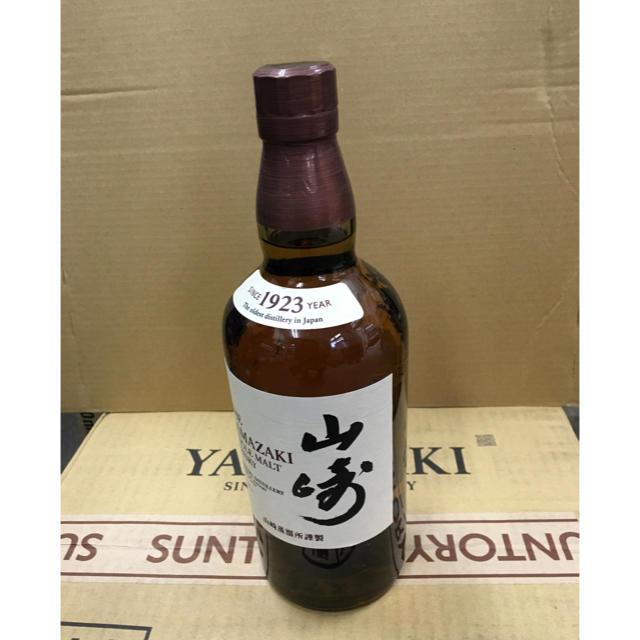 サントリー(サントリー)の山崎シングルモルト 12本 食品/飲料/酒の酒(ウイスキー)の商品写真