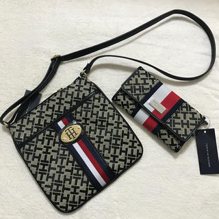 TOMMY HILFIGER - tommy hilfiger バッグ 財布(長財布)セット
