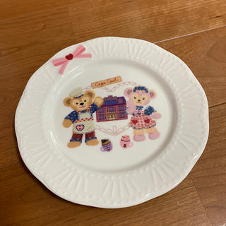 ダッフィー - ディズニーシー ダッフィ お皿