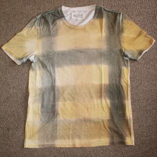 マルタンマルジェラ(Maison Martin Margiela)の新品 Martin Margiela マルタンマルジェラ 転写 Tシャツ M(Tシャツ/カットソー(半袖/袖なし))