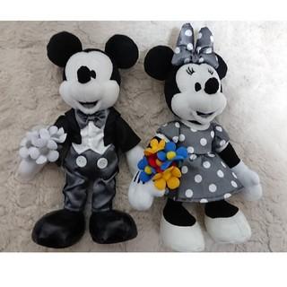 Disney - ワンマンズドリームⅡ ポージープラッシー ミッキー&ミニー