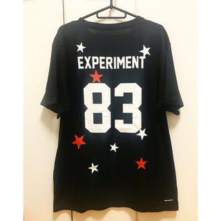 ユニフォームエクスペリメント(uniform experiment)のuniform experiment  ナンバリング スター Tシャツ(Tシャツ/カットソー(半袖/袖なし))