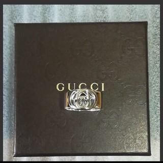 Gucci - グッチ インターロッキングリング