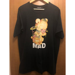 UNDERCOVER - UNDERCOVER Tシャツ UFOベア MADSTORE