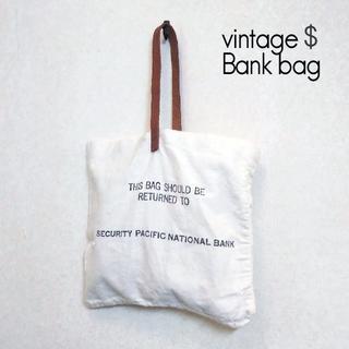 JOURNAL STANDARD - アンティーク✨ヴィンテージ 丈夫なミニコットンバッグ 銀行袋 コインバッグ