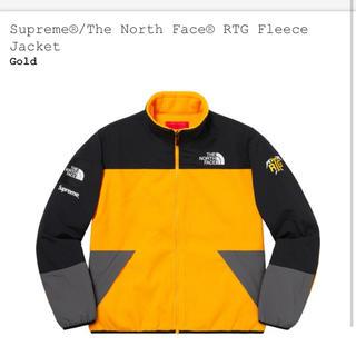 Supreme - Supreme The North Face RTG Fleece 黄 M