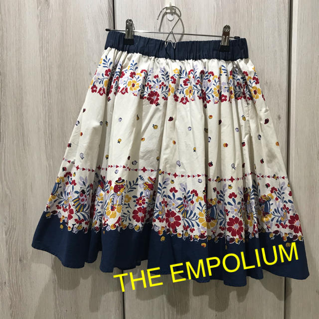 THE EMPORIUM(ジエンポリアム)のTHE EMPORIUM スカート レディースのスカート(ひざ丈スカート)の商品写真