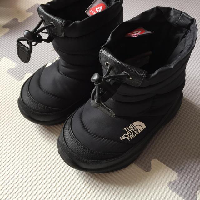 THE NORTH FACE(ザノースフェイス)のノースフェイス ベビー キッズ/ベビー/マタニティのベビー靴/シューズ(~14cm)(ブーツ)の商品写真