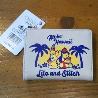 ディズニー(Disney)の半額以下   ディズニー   リロア&ティッチ財布(財布)