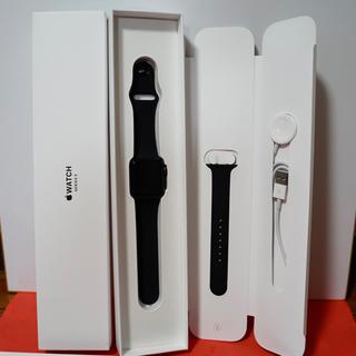 Apple Watch - Apple Watch series3  38mm GPSモデル