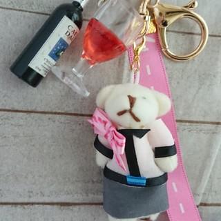 エーエヌエー(ゼンニッポンクウユ)(ANA(全日本空輸))のプレミアム ANA CA ピンク(ぬいぐるみ/人形)