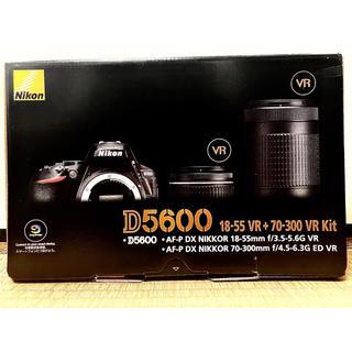 Nikon - Nikon D5600 ダブルズームキット
