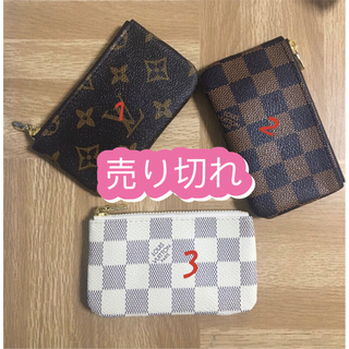 LOUIS VUITTON - LV コインケース