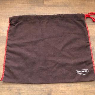 COACH - ☆COACH  布製保存袋☆