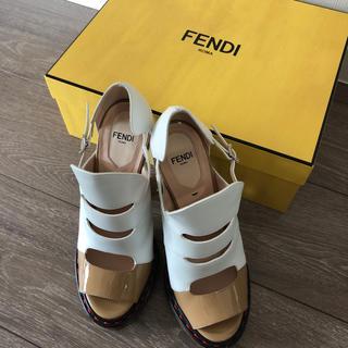 フェンディ(FENDI)のFENDIサンダル(サンダル)