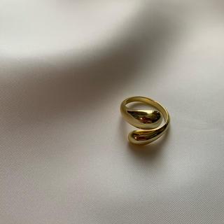IENA -  silver 925  ドロップリング